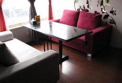 重庆茶楼沙发