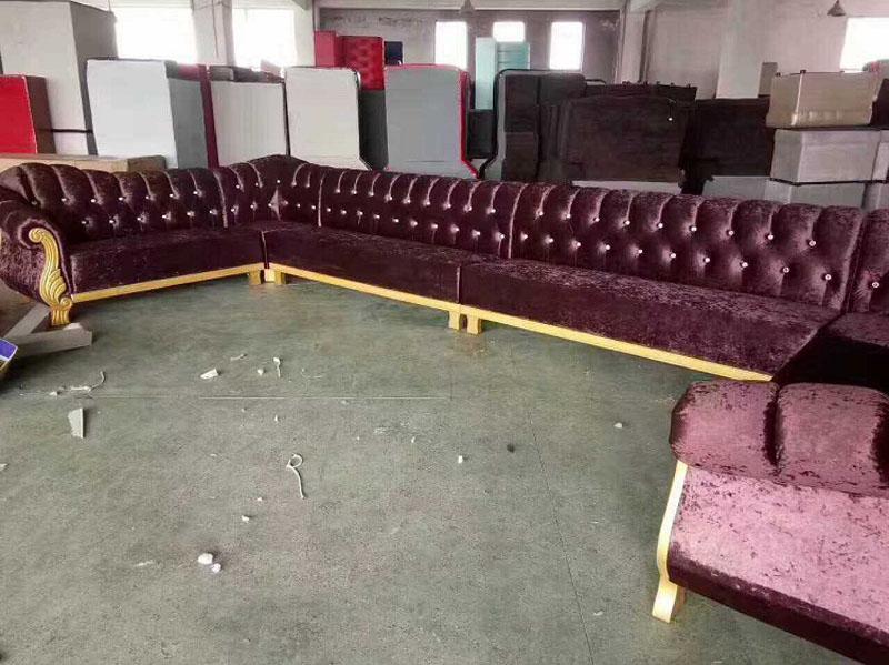 教您如何保养ktv欧式布艺沙发的方法?